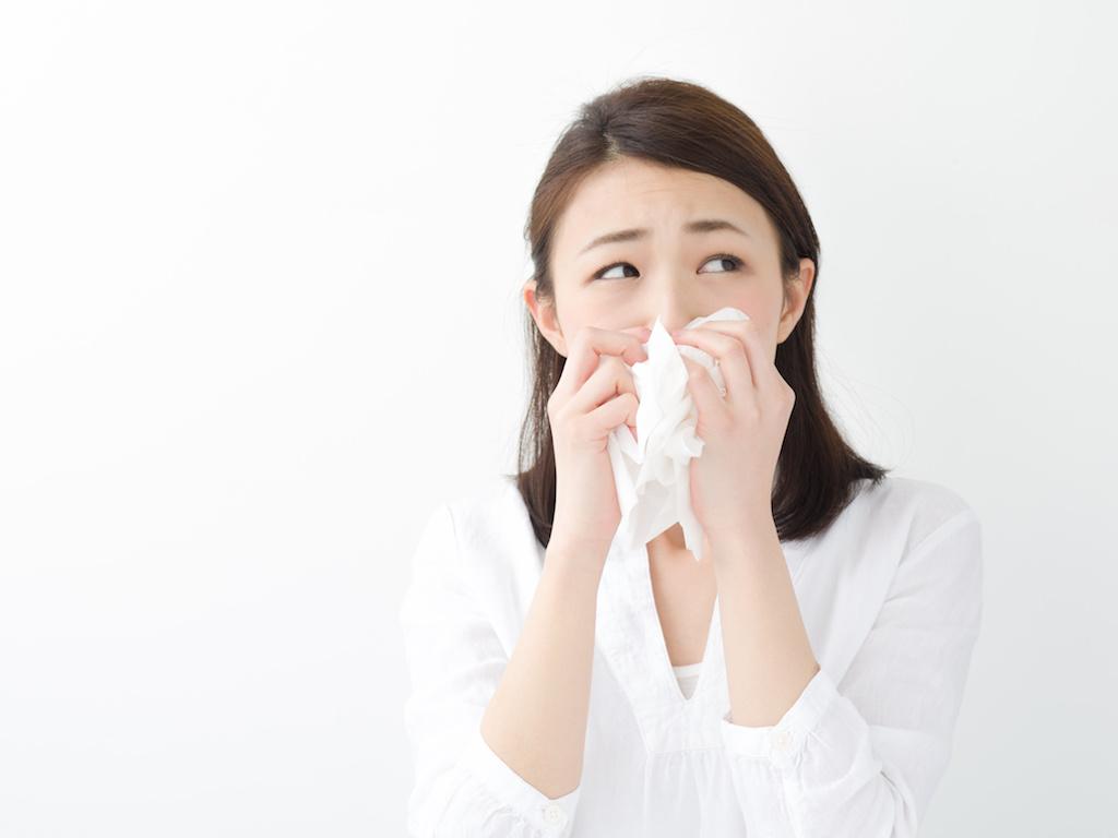 花粉症の原因とメカニズム